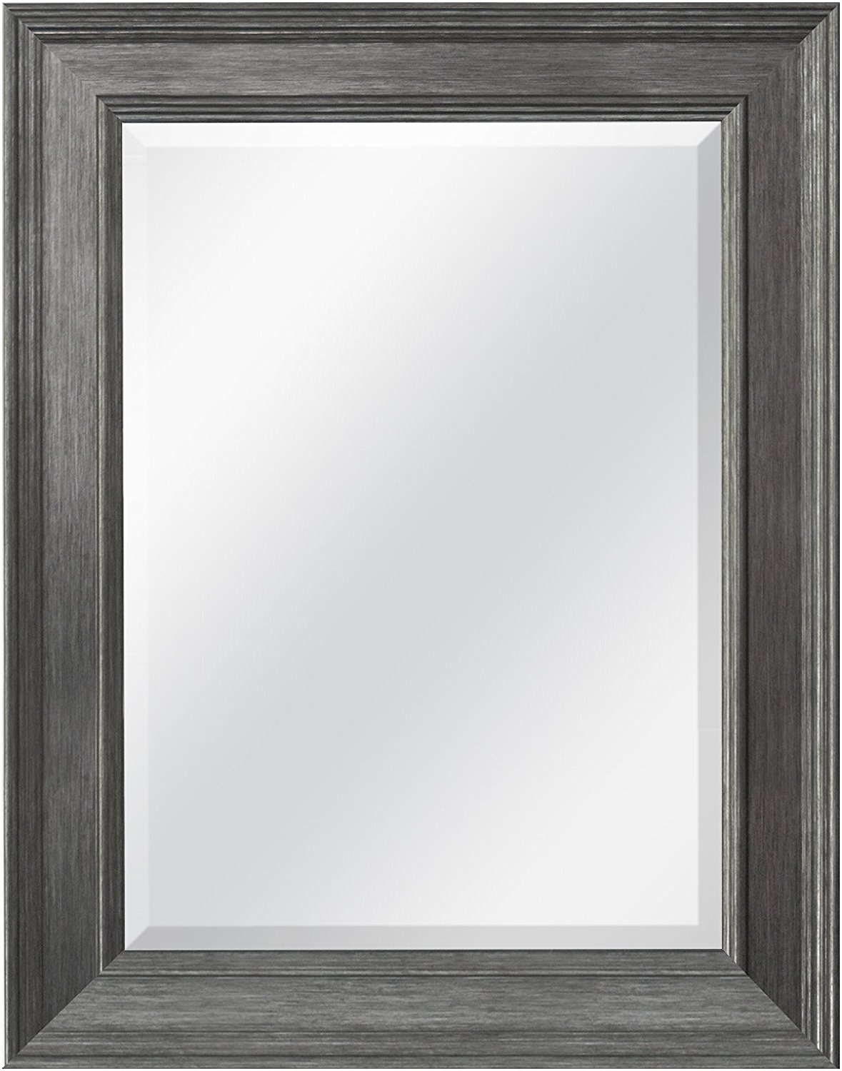 Mirror With Beveled Mirror Frame - Mirror Ideas
