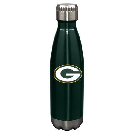 Green Bay Packers Water Bottle - Packed Bottle