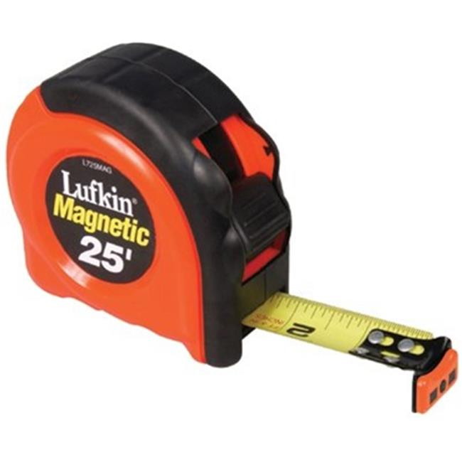 Luf L725MAG 25 ft. 700 Series Power Magnetic Endhook Tape Measure