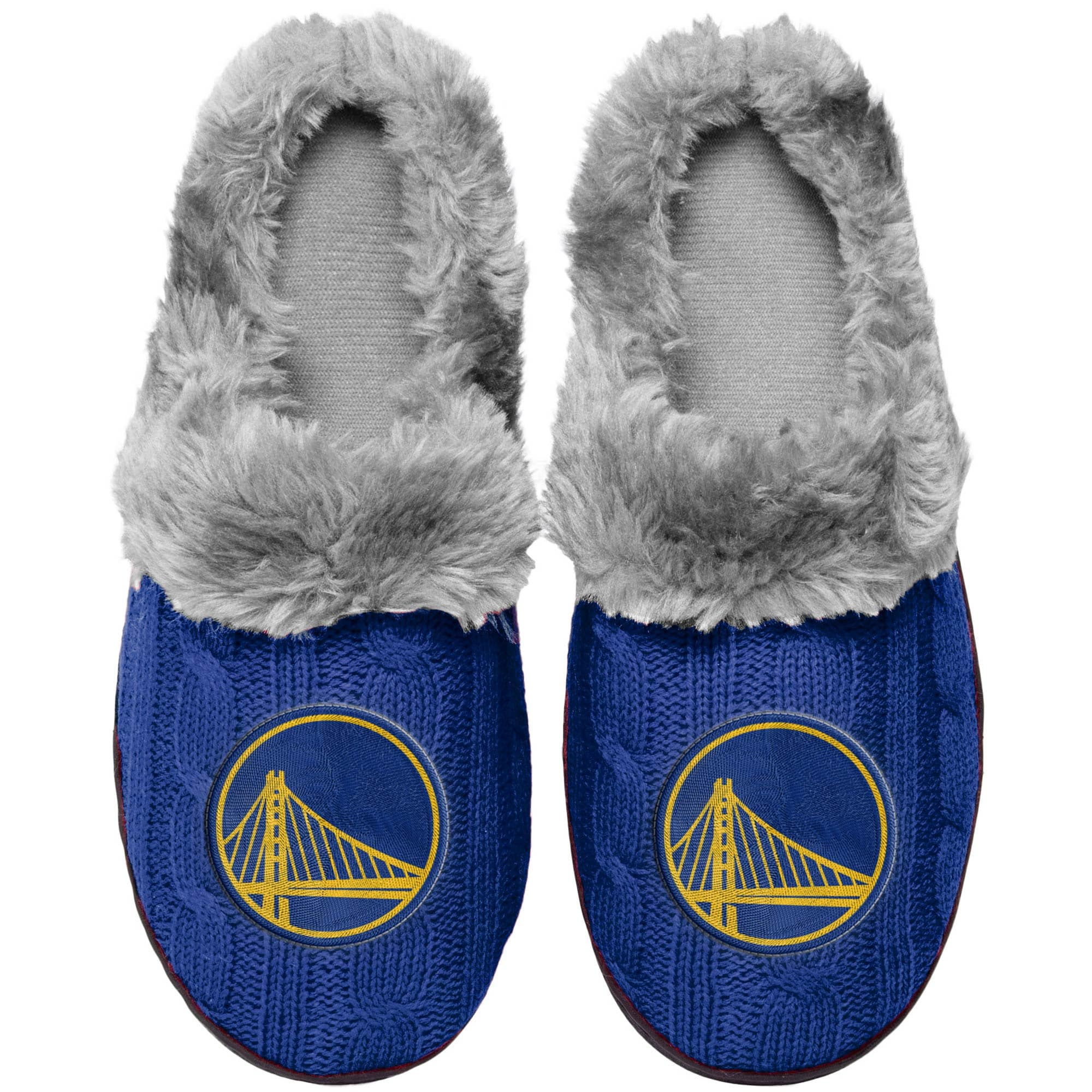 Cable Knit Slide Slippers - Walmart
