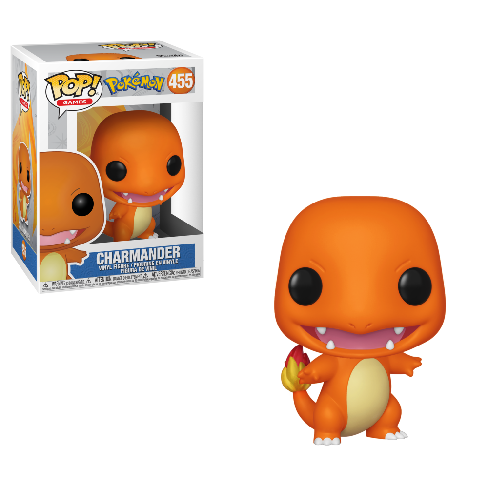 Funko POP! Games: Pokémon - Ch...