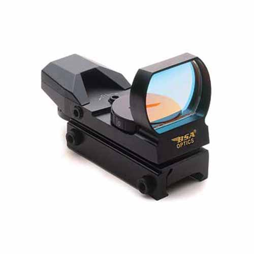 BSA Optics Panoramic Multi-Purpose Sighting System, Multi Dot, Black, Panoramic