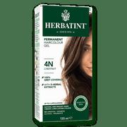 Herbatint Permanent Herbal Hair Colour Gel 4N Chestnut
