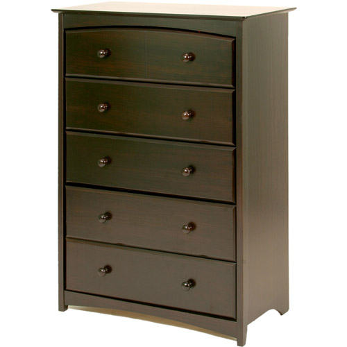 Storkcraft - Beatrice 5-Drawer Chest, Choose Your Finish
