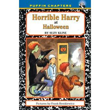 Horrible Harry at Halloween - - Disfraces Horribles Halloween