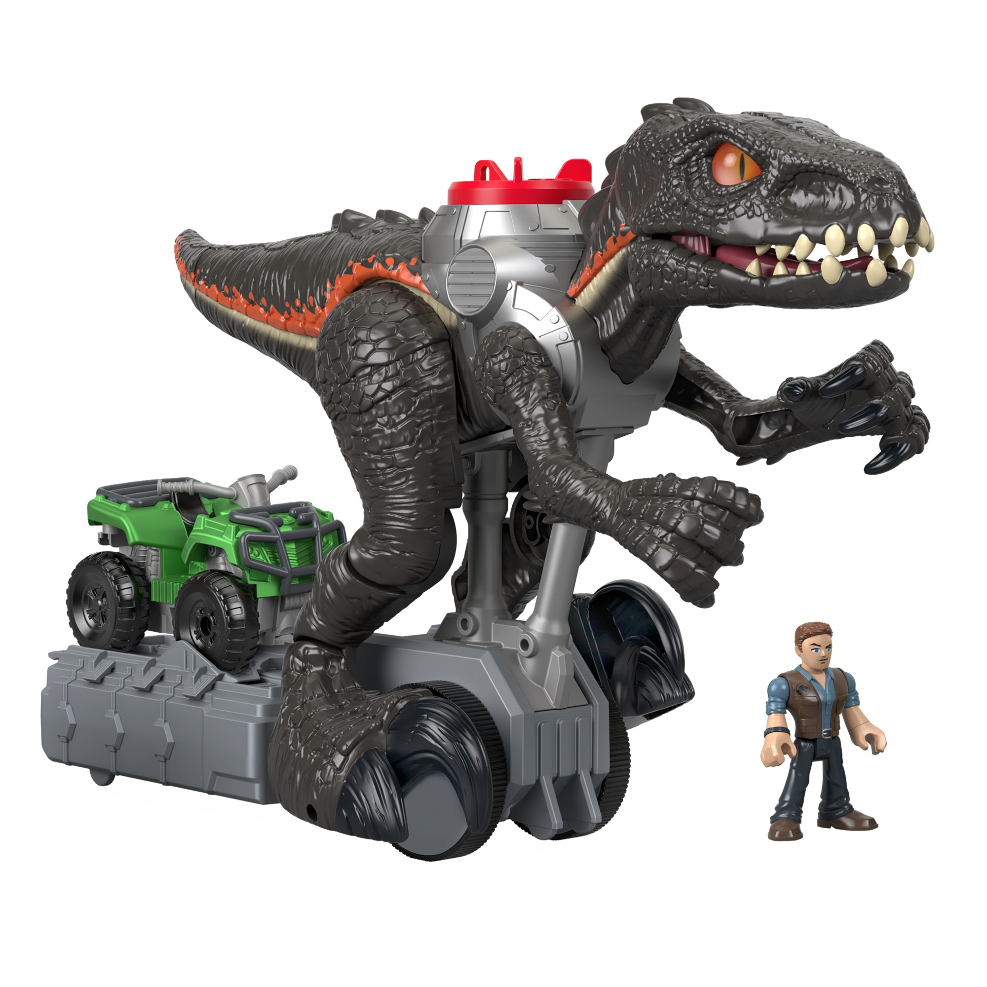 Imaginext Jurassic World Walking Indoraptor