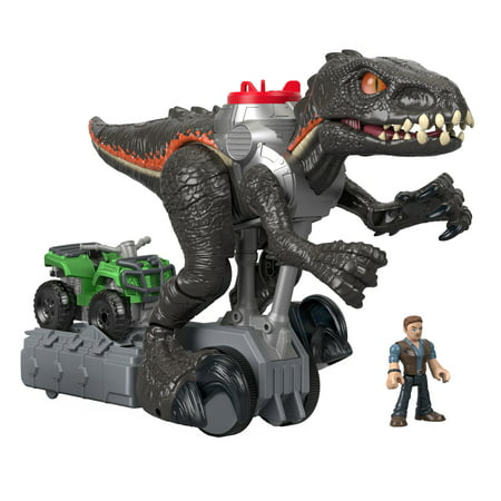 Imaginext Jurassic World Walking Indoraptor](Jurassic World Owen)