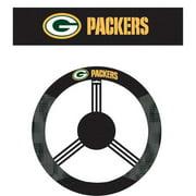 NFL Green Bay Packers Steering Wheel Cover