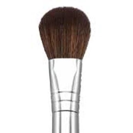 BareMinerals Deluxe Flawless Application Brush With Silver Handle