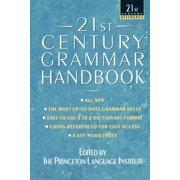 21st Century Reference: 21st Century Grammar Handbook (Paperback)