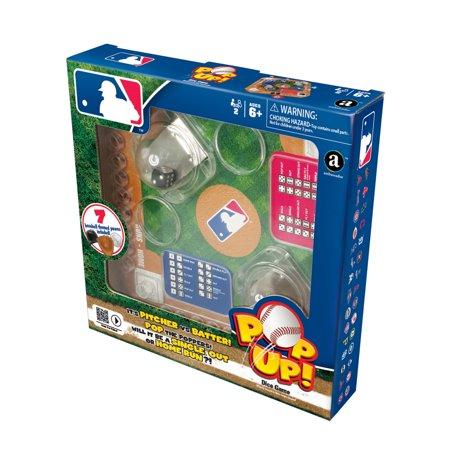 MLB Dice Popup Game