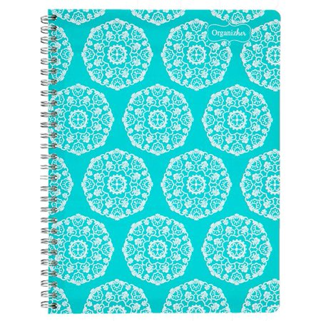 Mead Organizher Undated Monthly Planner with Notes - Monthly Planners