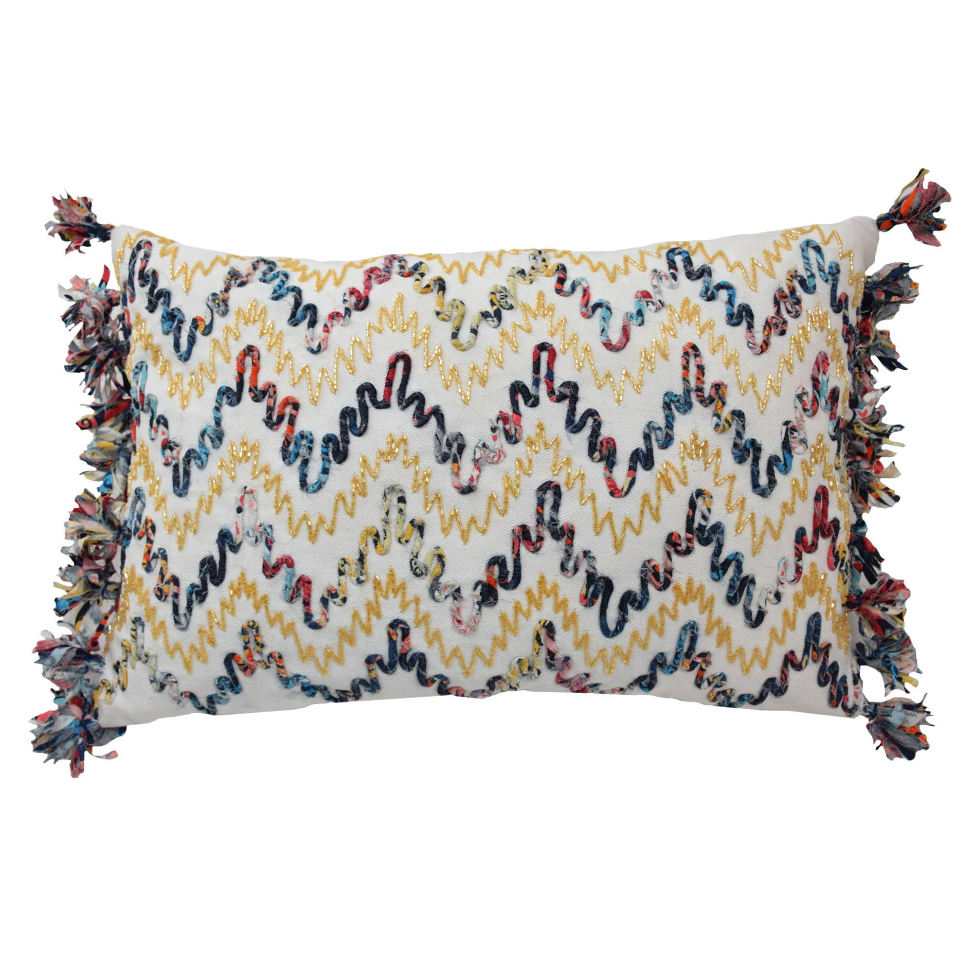 Ellery Homestyles Blissliving Home Luminoso Throw Pillow