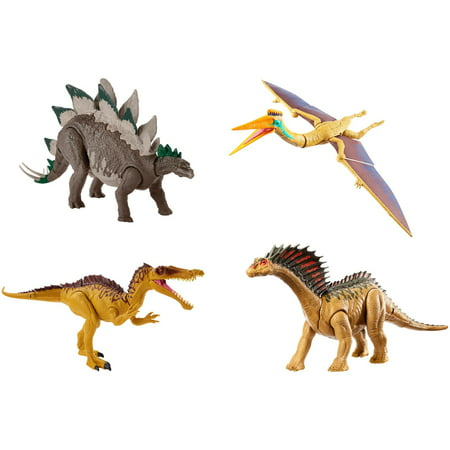 Jurassic World Mega Dual Attack (Styles May Vary)