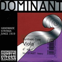 """Thomastik-Infeld Dominant 15""""-16"""" Viola D String - Heavy Gauge - Silver Wound Synthetic Core"""