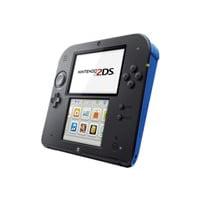 Nintendo FTRSKBAA Handheld Game Console for 2DS - Electric Blue, Black