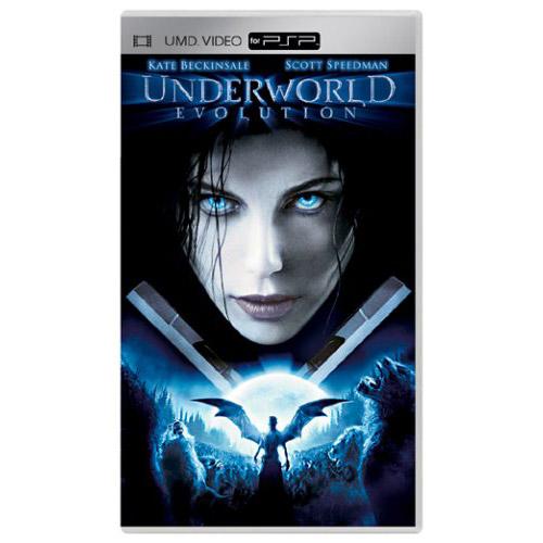 Underworld: Evolution (2006) UMD Video for PSP