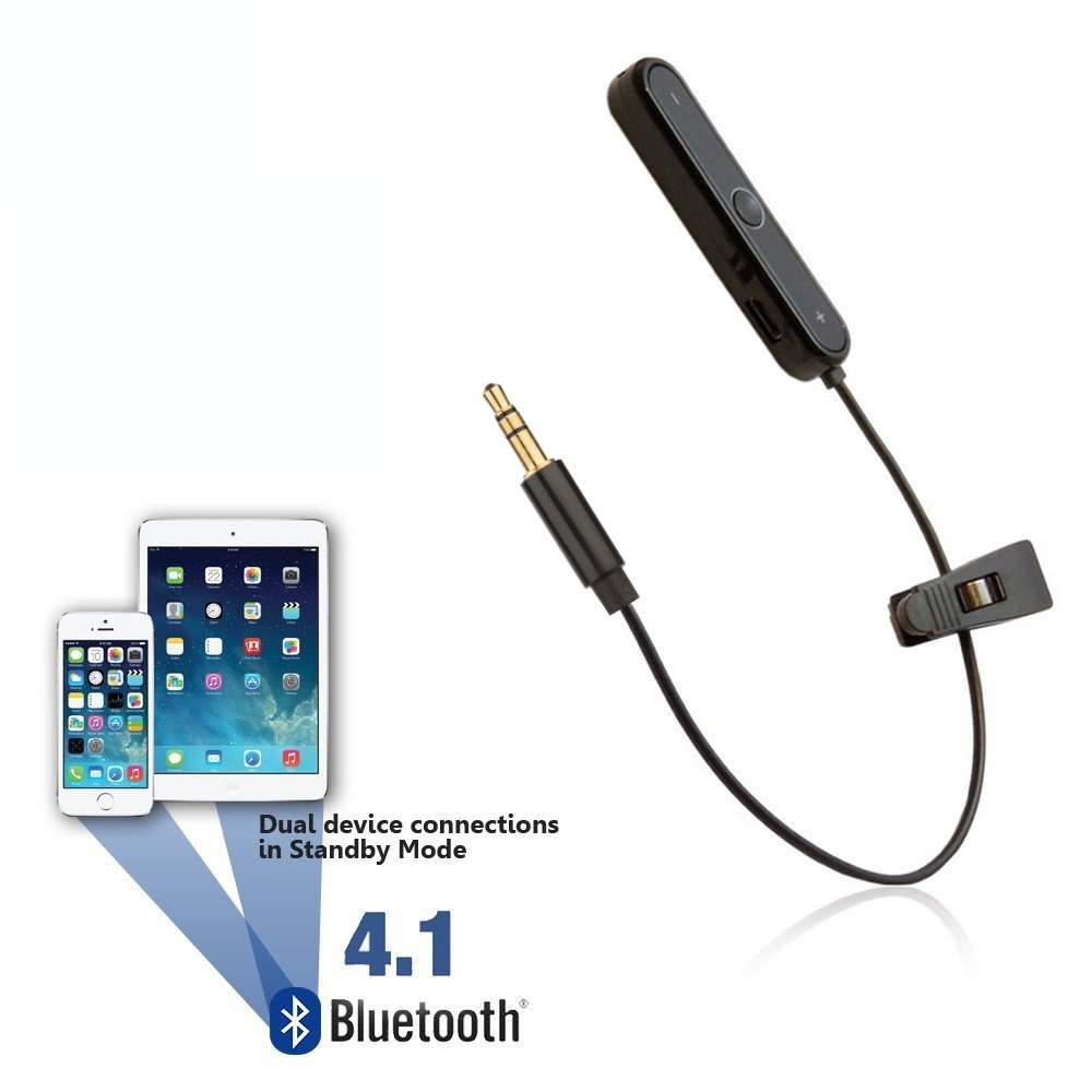 Iphone wireless earbuds adapter - iphone earbuds wireless mic