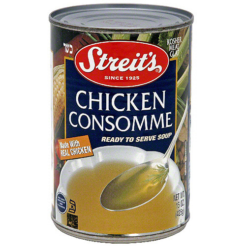 Streit's Consomme Soup, 15 oz (Pack of 6)
