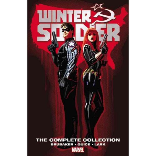 Winter Soldier: The Complete Collection