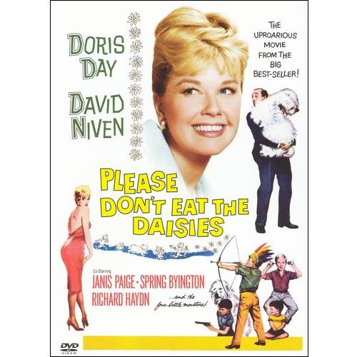 Please Don't Eat The Daisies (1959) (Widescreen)