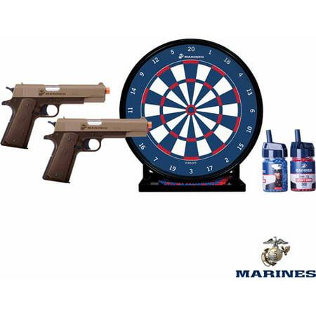 U.S. Marines KT02 Airsoft Pistol Range Kit