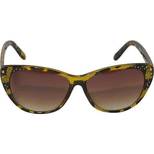 SW Global Cateye Rhinestone Sunglasses