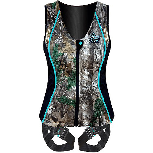 Hunter Safety System Camo Women's Contour Harness