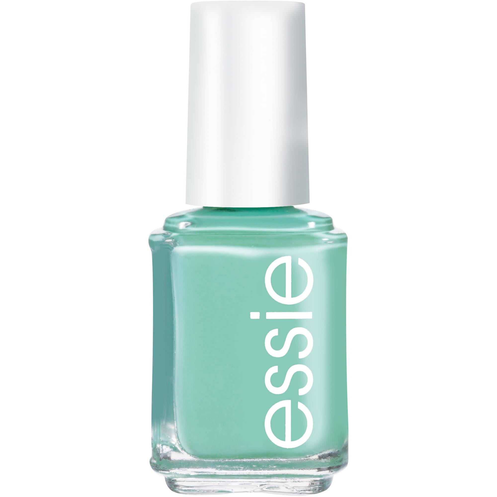 Essie Nail Polish (Greens) Turquoise & Caicos, 0.46 fl oz - Walmart.com