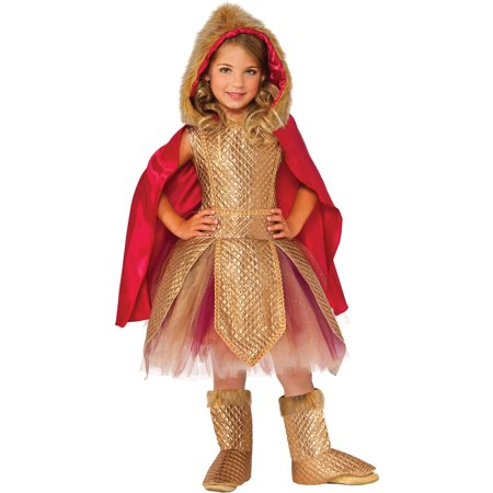Warrior Princess Child Halloween Costume for $<!---->