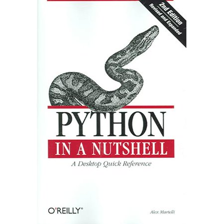 Python in a Nutshell by