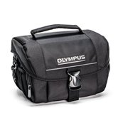 Olympus PRO System - Carrying bag for digital photo camera with lenses