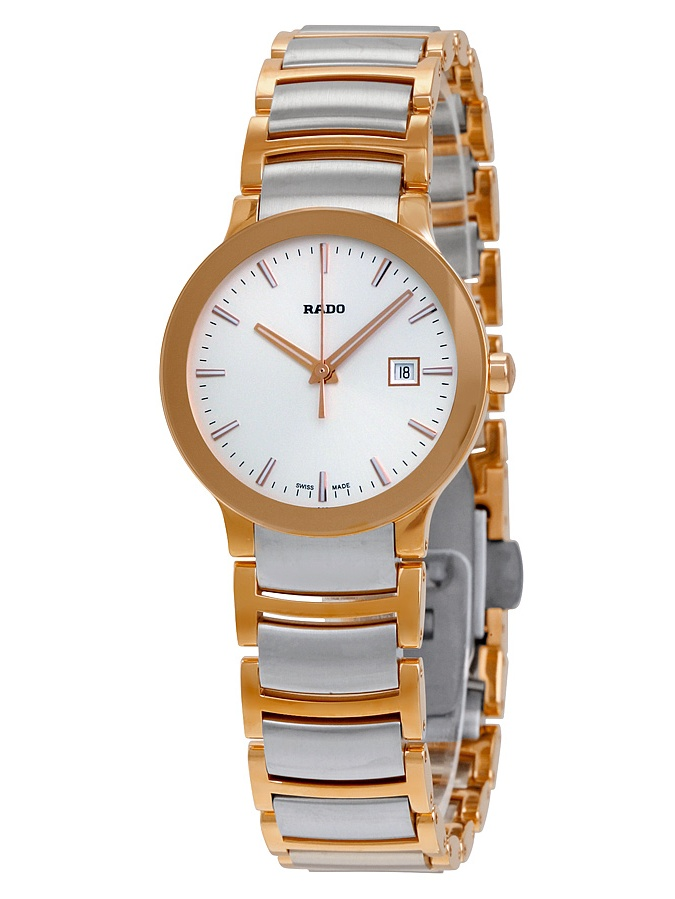 Rado Centrix Silver Dial Ladies Watch R30555103