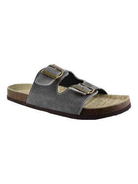 7846a0e598fa70 Product Image MUK LUKS® Men s Parker Duo Strapped Sandals