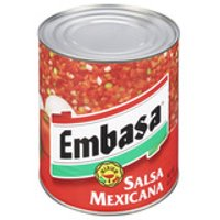 Embasa Salsa, Mexicana, 99 Oz