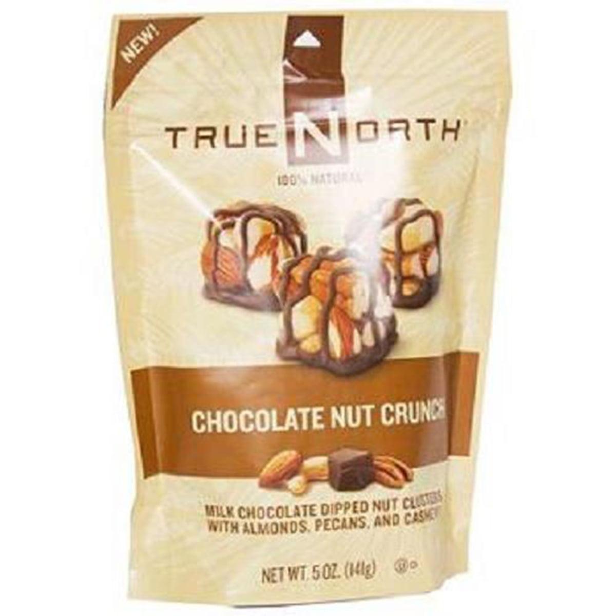 TRUENORTH Chocolate Nut Crunch Nut Clusters, 5 oz by