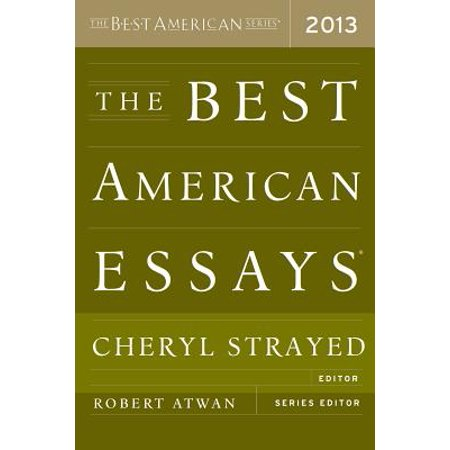 The Best American Essays 2013 (Best African American Essays)