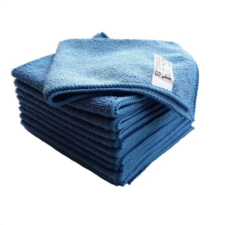 Goza Towels Microfiber Towel Cleaning Cloths Professional Grade All-Purpose 16