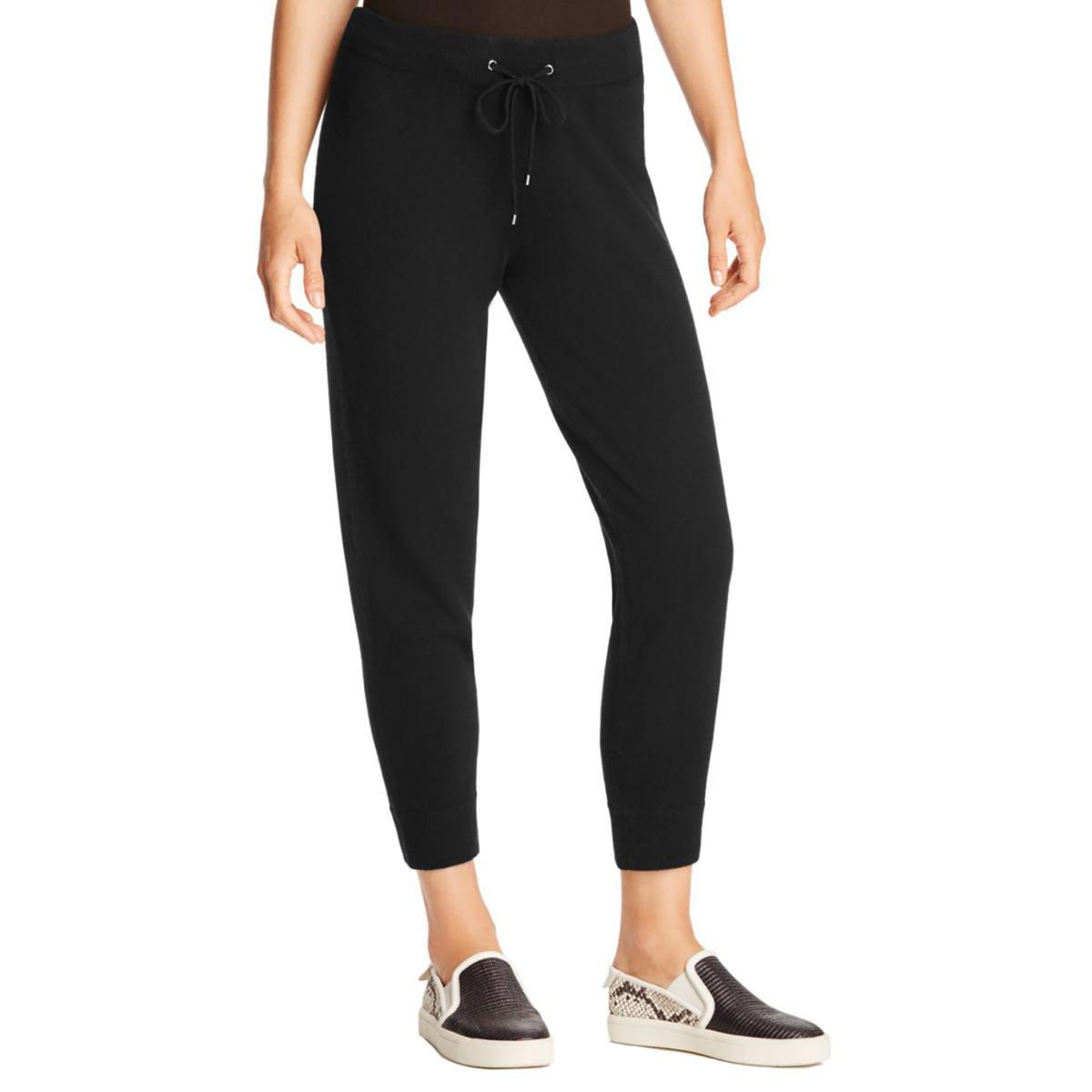 Magaschoni Womens Cashmere Drawstring Lounge Pants