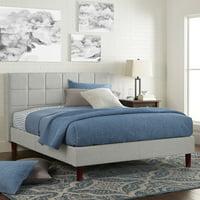 Better Homes & Gardens Knox Upholstered Platform Bed