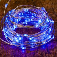 LED Copper Battery-powered Multi Color Changing Fairy String Lights With Remote Control