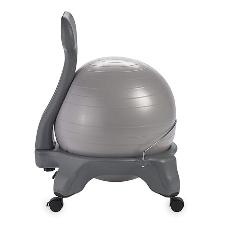 Enjoyable Gaiam Classic Gym Yoga Exercise Fitness Balance Ball Office Ocoug Best Dining Table And Chair Ideas Images Ocougorg