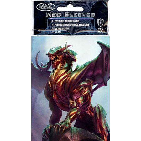 Trading Card Supplies - Max Neo DECK PROTECTORS - SENTINEL (50 pack - Small (Small Max Pack)