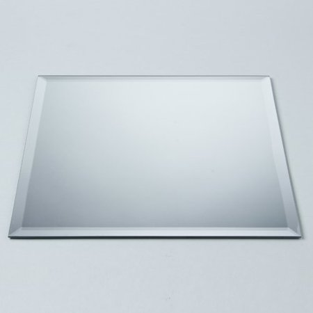 Symple Stuff Chumbley Square Beveled Edged Glass Centerpiece Full Length Mirror (Set of 18)
