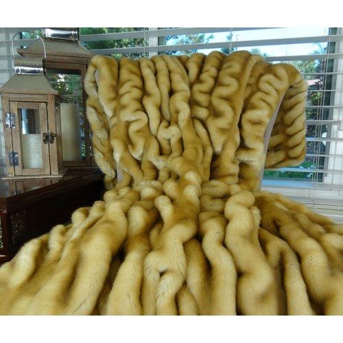 Loon Peak Weinman Chinchilla Mink Faux Fur