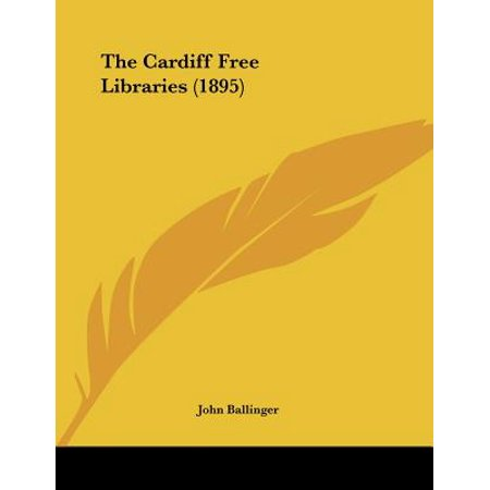 The Cardiff Free Libraries (1895)