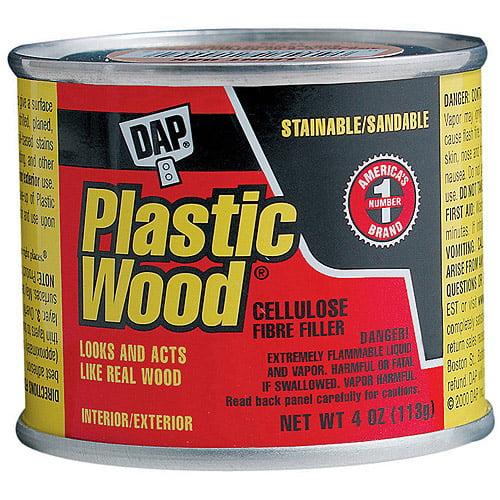 Dap 21400 .25 lb Light Oak Wood Dough Filler