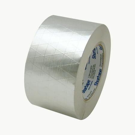 shurtape af 982 fsk foil scrim kraft tape 3 in x 50 yds silver