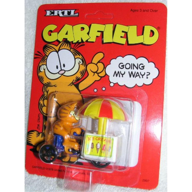 Garfield Ice Scream Toy Car Walmart Com Walmart Com