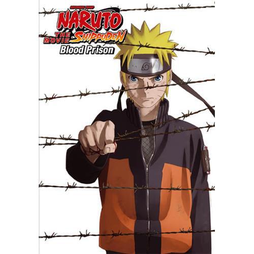 Naruto Shippuden: The Movie - Blood Prison (Widescreen)